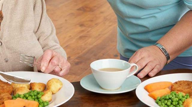 Nutriția pentru seniori.